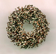 Twig Iced wreath