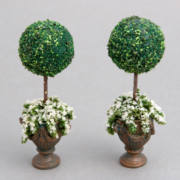 Evergreen Topiaries